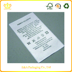 washing instruction labels uk