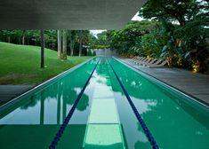 Casa Grécia   São Paulo * Isay Weinfeld