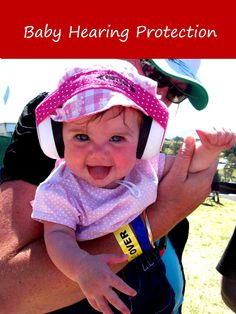 Baby hearing protection is very important for little babies and the best way to do so is to use baby ear defenders to avoid hearing damage for our children.