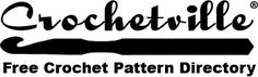 """Free Crochet Patterns  Since the """"downfall"""" of a certain pattern directory site, crocheville has created a database. Please enjoy!"""