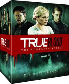 True Blood Complete DVD Series $129