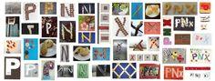 Ayudame a formar PNX! Banner con envíos de los participantes de la convocatoria.