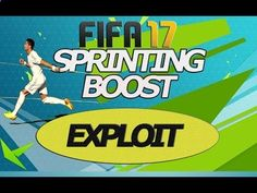 www.fifa-planet.c... - FIFA 17 EXPLOIT TUTORIAL - SPRINTING TRICK / NO TOUCH DRIBBLING SPRINTING BOOST / GOAL MACHINE Exploit tutorial for fifa 17! Best goal method for easy goals. Sprinting trick! ►Personal FIFA Lessons : www.roberts88.wix... ►Cheap and Reliable coins : www.fifacoinszone... Appreciate my videos? S