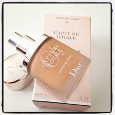 Dior Capture Totale Dreamskin and Foundation
