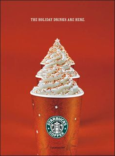 Starbucks holiday season