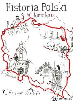 Historia Polski w komiksie, nr 1: Chrzest Polski -