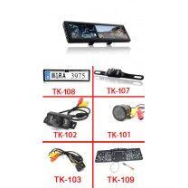 Vezeték nélküli tolató kamera szett - Tolatókamera Webáruház - tolato-kamera.hu