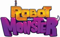 Robot and Monster - Game Title