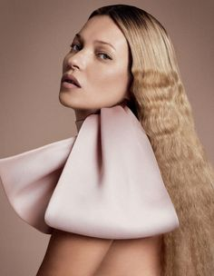 Kate Moss in i-D, The Alphabetical Issue, No 323, Pre-Spring 2013