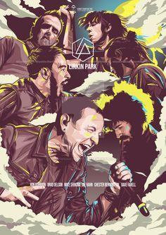 Linkin Park #PureAwesomeness