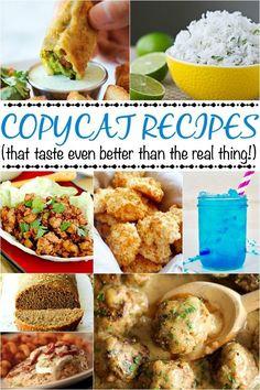 Restaurant Copycat R