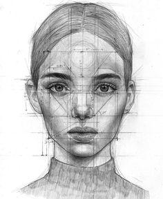 Çizgi ötesi çizim, 2019 art dessin, portrait dessin ve dessi Pencil Art Drawings, Art Drawings Sketches, Drawing Faces, Easy Drawings, Face Pencil Drawing, Sketch Art, Pencil Sketching, Anatomy Sketches, Pencil Portrait