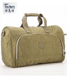 TEGAOTE 2017 Women Travel Duffle Bags Large Capacity Casual Tote Nylon Waterproof Bolsas Female travel bags