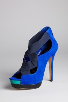 Jessica Simpson  Estas Cut Out Heel Sandal- Dream shoes. Would I be able to walk in them?