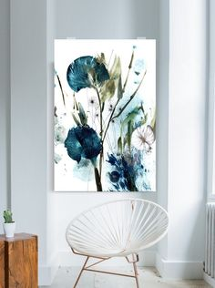 Botanical Wall Art, Nature Illustration, Nature Prints, Large Wall Art, Wall Prints, Home Interior Design, Wall Canvas, New Art, Home Accessories