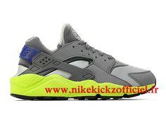 first rate 56e92 3223f Site Nike Air Huarache Run Chaussures Nike Sportswear Pas Cher Pour Homme…