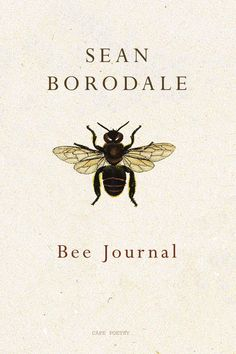 ≗ The Bee's Reverie ≗  Bee Journal: Amazon.co.uk: Sean Borodale: Books