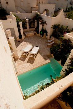 Beach Hotel Borgo Egnazia, Savelletri di Fasano, Italy   Apulia