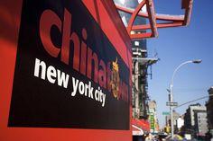 New Yorkin China townissa on elämys. Kiinalaisten ravintoloiden lisäksi alueella on myös kiinankielinen McDonalds. #NYC #Aurinkomatkat
