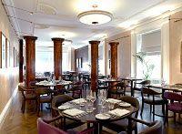 The Oak Room Evening Meals, Dining Room, Restaurant, Furniture, Home Decor, Decoration Home, Room Decor, Diner Restaurant, Home Furnishings