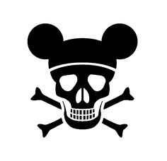 Disney Halloween Free Clipart Tinkerbell Printable Disney Mickey Mouse Ears Black Skull Picture Image