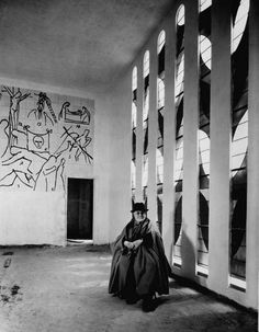 Matisse and his windows for Vence Chapel