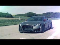 Audi TT clubsport turbo - Technikstudie von Audi feiert Premiere am Wörthersee • Trendlupe - Ein trendiger Blick auf Produktneuheiten und Lifestyle