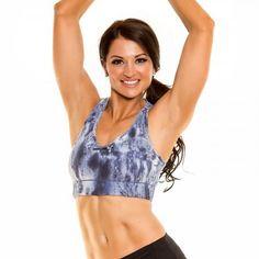 the lisa bra by body rock sports