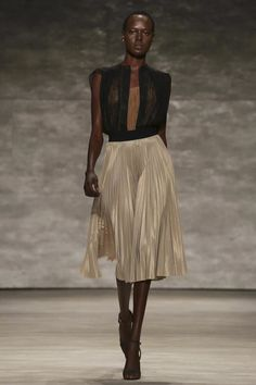 Tome Ready To Wear Spring Summer 2015 New York #NYFW #SS15