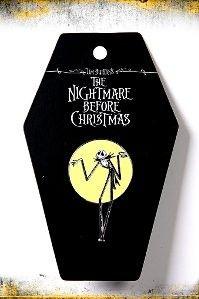 The Nigtmare Before Christmas Jack Skellington Pin