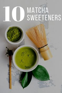 I want to review 10 ways you can sweeten your matcha drink specifically and hopefully you can continue experiencing what the world of matcha has to offer. #greenteamania #JapaneseGreenTeaCo #matchasweeteners Healthy Eating Recipes, Healthy Foods To Eat, Healthy Drinks, Apple Spinach Smoothie, Matcha Tea Latte, Matcha Drink, Matcha Green Tea Benefits, What Is Matcha, Tea Recipes