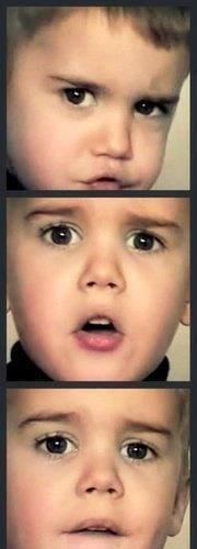 Little Bieber :)