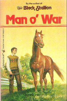 Man O'War: Walter Farley: 9780394860152: Amazon.com: Books