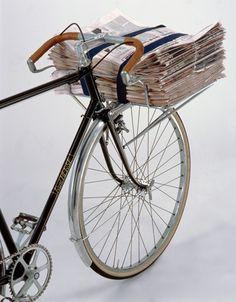 Competition porteur bike.