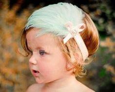 Hårbånd til prinsesser - babyhårbånd