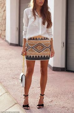 fashforfashion -♛ STYLE INSPIRATIONS♛: bohoaztec