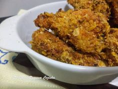 Da Nossa Pequena Cozinha: Frango Crocante