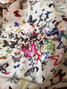designers guild girls bedroom pillows