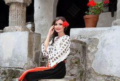 Larisa Popa a ajuns in Sao Paulo! Visit Romania, Ethnic, Indian, Boho, Inspiration, Beautiful, Style, Fashion, Biblical Inspiration