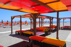 Relax, musica e cocktail hour in #spiaggia!