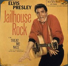 Jailhouse Rock - Elvis Presley free piano sheet music and downloadable PDF.