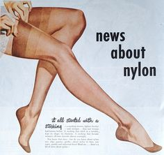 All sizes | Nylon News...From Dupont! | Flickr - Photo Sharing!