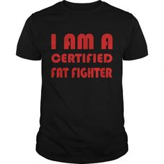 FAT FIGHTER   CERTIFIED FAT FIGHTER