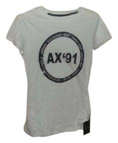 A/x Armani Exchange Armani T Shirt White $15!