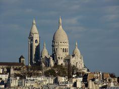Sacre Coeur Paris  (photo © Jean-Louis Delezenne)