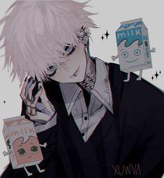 Anime Boys, Dark Anime Guys, Cool Anime Guys, Handsome Anime Guys, Cute Anime Boy, Dark Anime Art, Fanarts Anime, Anime Characters, Kawaii Drawings