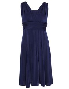 Fantastic holiday dress with 5 plus ways to wear it - Great value at under £50 Slinky Multiway Dress Clothing - by far the best item of clothing I've ever bought!!!!