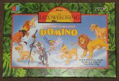 De Leeuwekoning - Kringloop van het leven Domino - Sassafrass Store