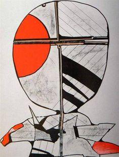 Zemřela Věra Janoušková, sochařka inspirovaná Picassem i plechem - iDNES. Collages, Art Moderne, Sculpture, Picasso, Prague, Abstract, Artwork, Artist, Montages