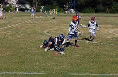 Part #4 of 4 ... the ball is loose, turnover! #lacrosse #2023 #mamaroneck #westtwins